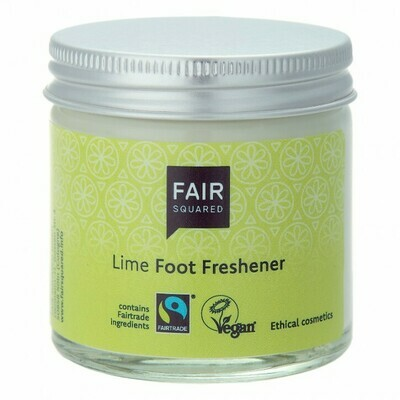 Foot Freshener - Lime - Zero Waste - 50ml