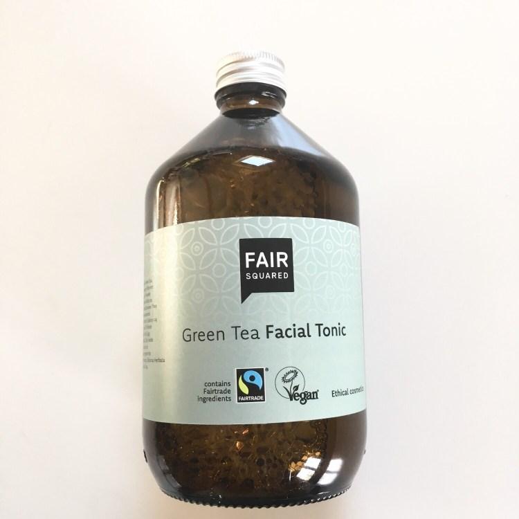 Facial Tonic - Green Tea - Zero Waste - 500ml