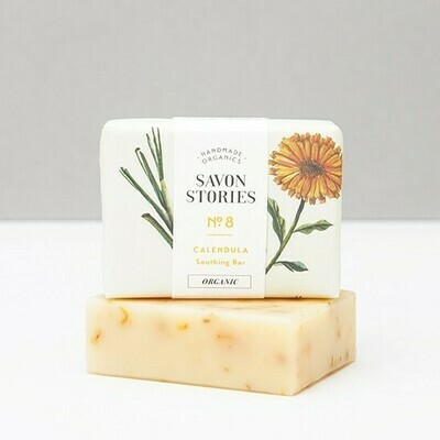 Soap Bar - Exfoliating Calendula