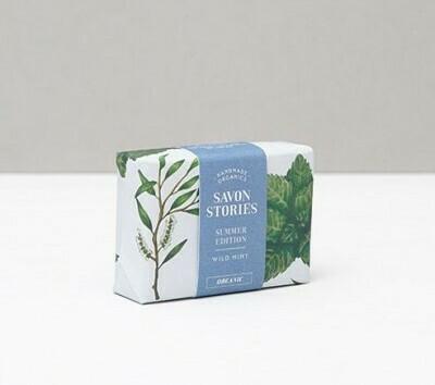 Soap Bar - Peppermint & Tea Tree - Face & Body
