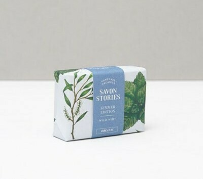 Soap Bar - Peppermint & Tea Tree