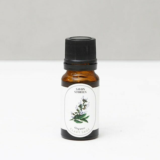 Clary Sage - Organic Essential Oil - 10ml