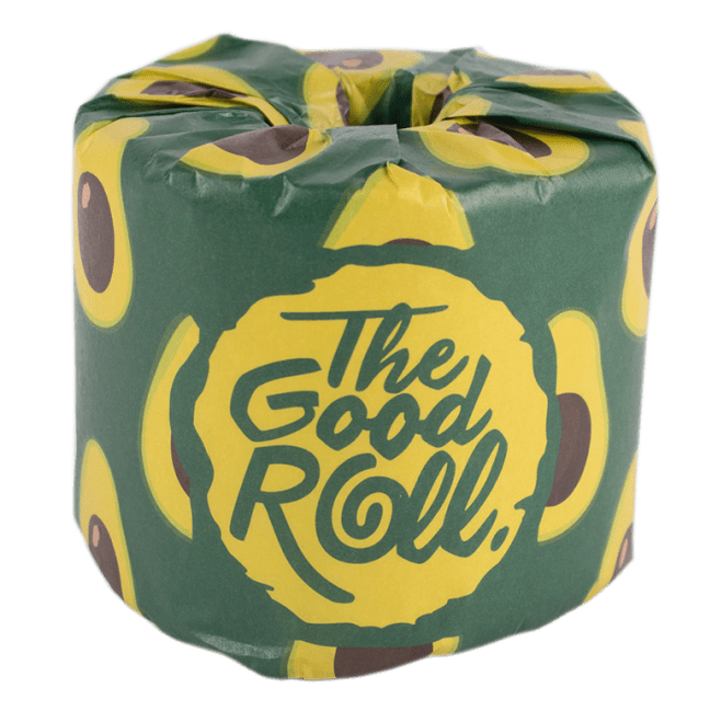 Recycled Toilet Paper Roll