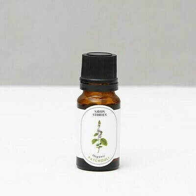 Patchouli - Organic Essential Oil - 10ml
