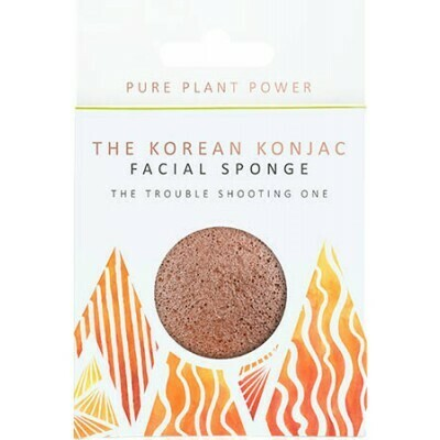 Konjac Sponge - Fire - The Trouble Shooting One
