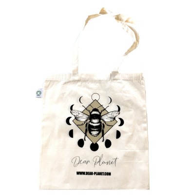 Dear Planet Totebag - Organic Cotton