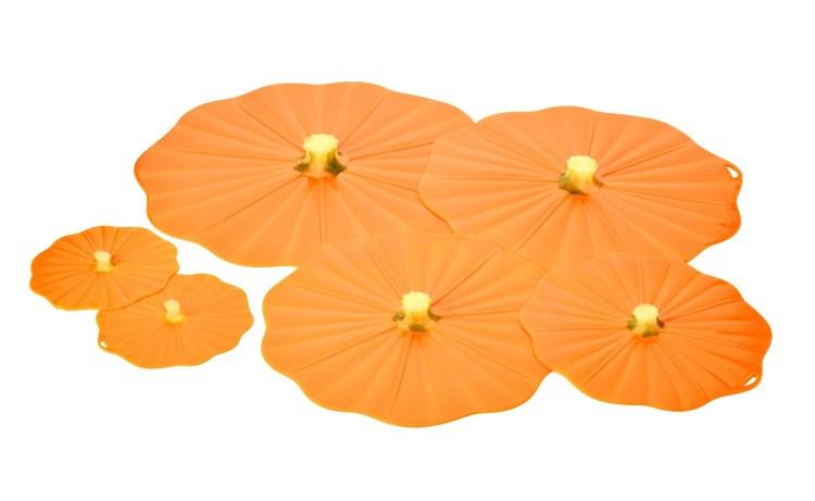 Silicone Lid - Pumpkin
