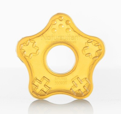 Natursutten teether toy - Starfish