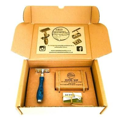 Blue Ocean Safety Razor- Limited Edition