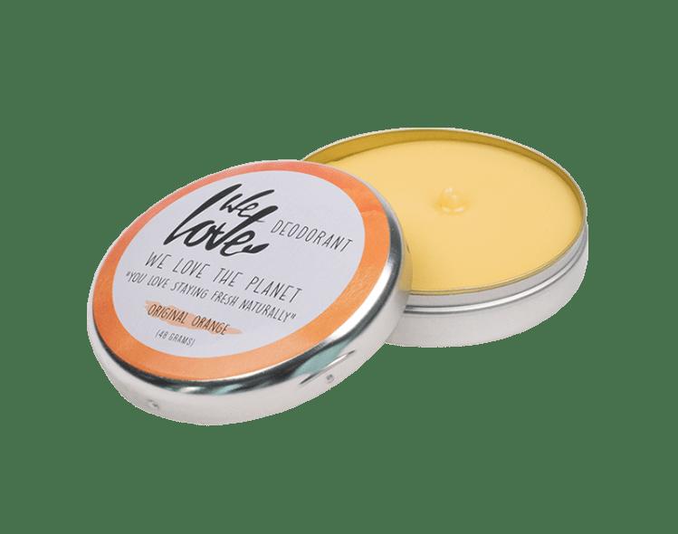 Natural Deodorant - Original Orange