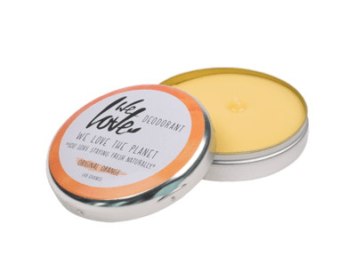 Natural Deodorant - Original Orange