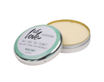Natural Deodorant - Mighty Mint