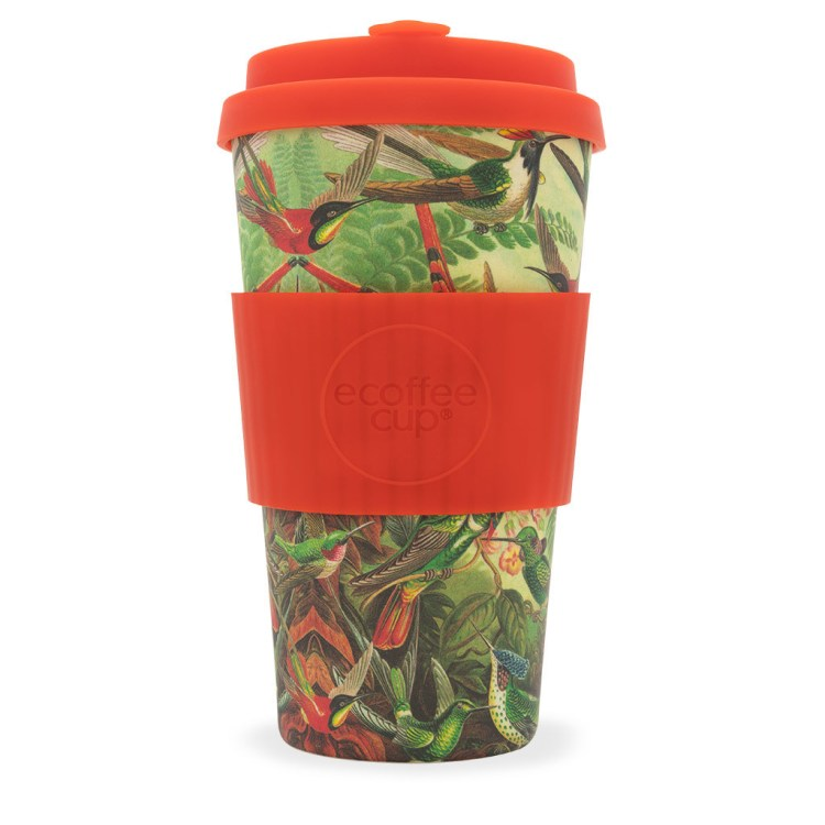 Ecoffee Cup - Yo' Twitchers - 475ml
