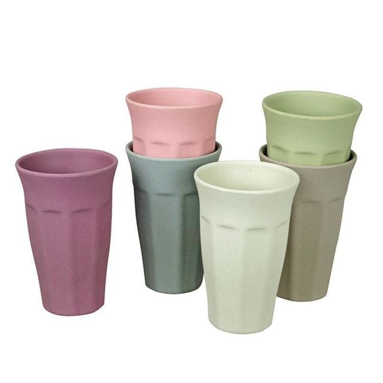 Cupful of Colour XL cup (6) - Dawn colour