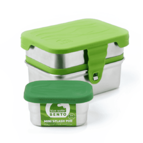 Kid lunch box - 3-IN-1 SPLASH BOX