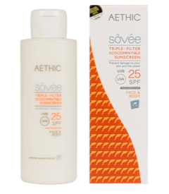 Sunscreen - 25 SPF - 150ml
