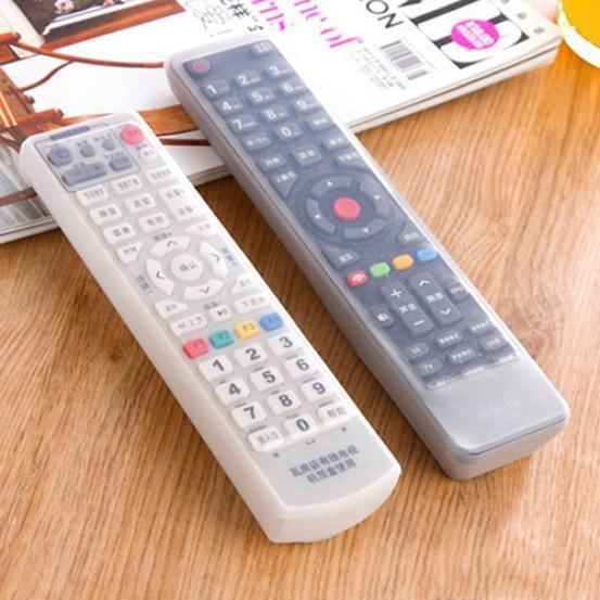 Silicone TV Remote Dust Control Cover