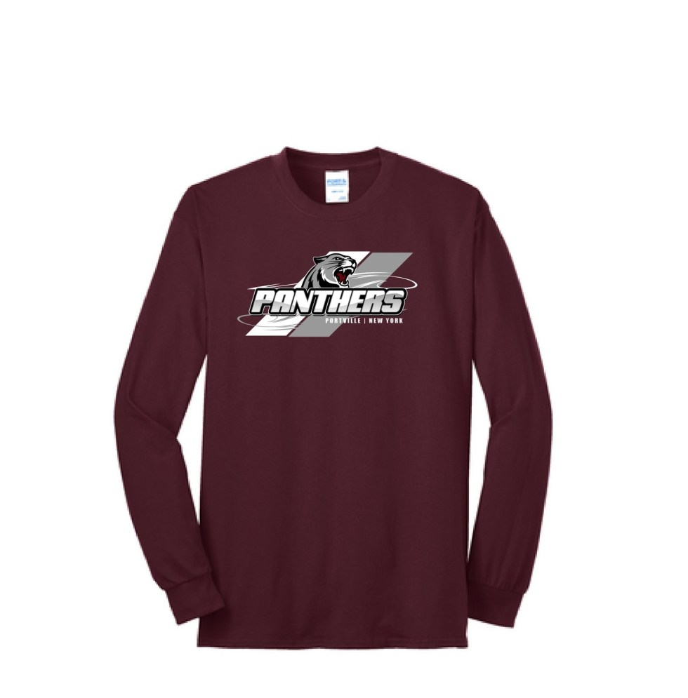 Portville Panthers 2019 Long Sleeve