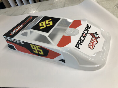 1/10 Late Model Wraps (Designed to Order)