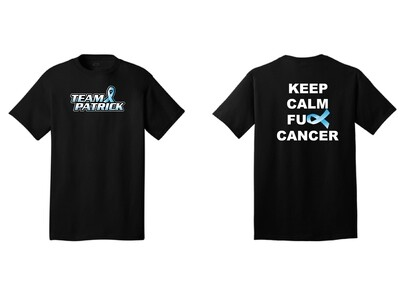 Team Patrick | F*ck Cancer T-Shirt