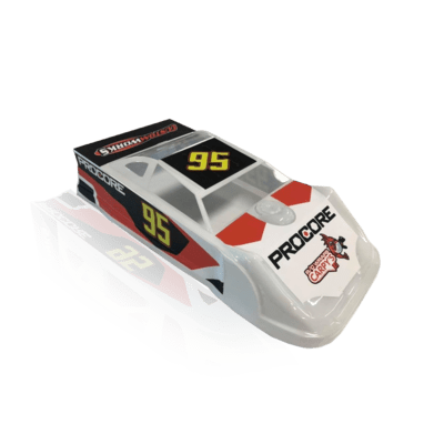 1/10 Late Model Wraps (Custom Designed to Order)