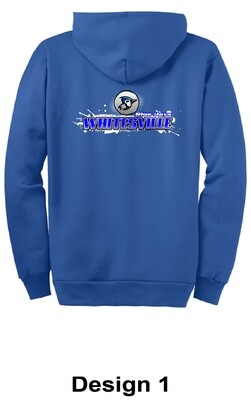 Whitesville Spirit Wear ZipUp Hoodie