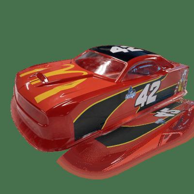 Shark Dodge Challenger HatTrick Wrap SC (Custom Designed to Order)