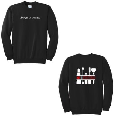 Tootstorials Crew Sweatshirt