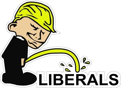 Trump Liberals |  Sticker