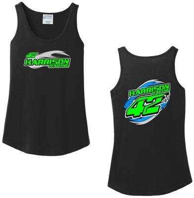 2020 Harrison Racing Ladies Tank Tops