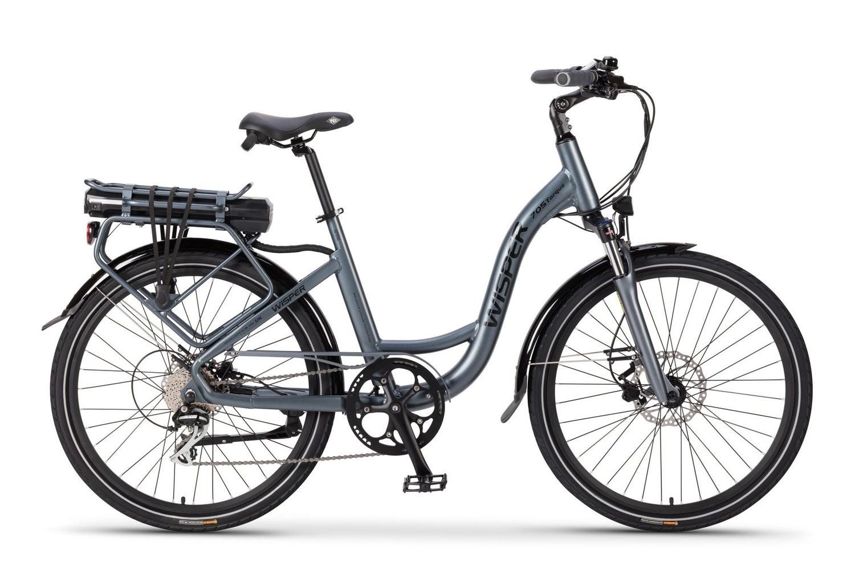 Wisper 705 Torque Step Though Electric Bike