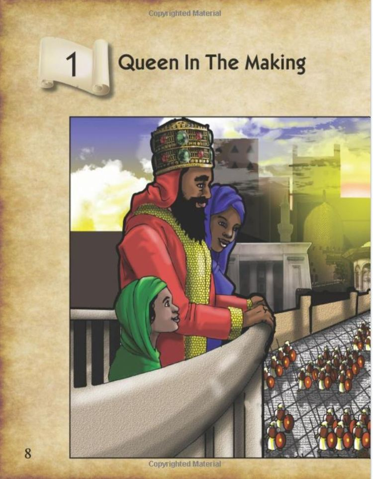 Makeda: Queen of Sheba ማክዳ: ንግሥተ ሳባ