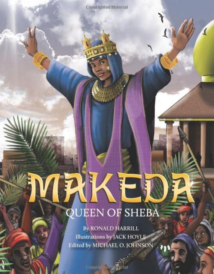 Makeda: Queen of Sheba ማክዳ: ንግሥተ ሳባ 00116