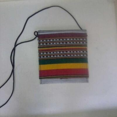 ባህላዊ የእጅ ቦርሳ Ethiopian Side Bag