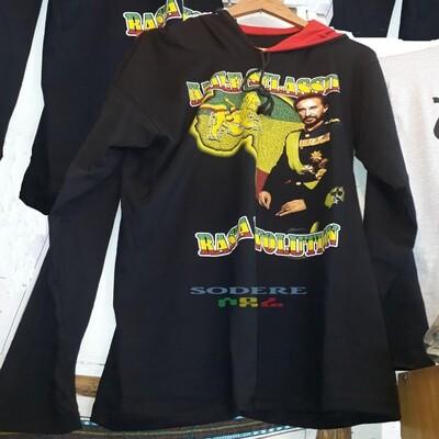 ሐ/ስላሤ (ሞአምበሳ )ሹራብ HAILESELASIE hoodie