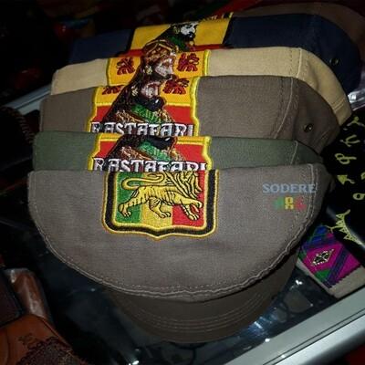 Moa Ambesa, Rastafari, King Aldha, Queen Omega Hat