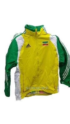 የኢትዮጵያ የስፖርት ቱታ ጃኬት Ethiopian Adidas Sportswear Jacket