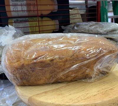 አዋዜ ዳቦ Awaze Bread | Whole wheat Unbleached