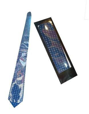 የአማርኛ ፊደሎች ያሉበት የወንዶች ከረባት  Amharic letter Necktie For Men