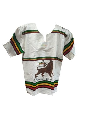 ሞአንበሳ ያለበት አላባሽ The Line Of Judah T-shirt