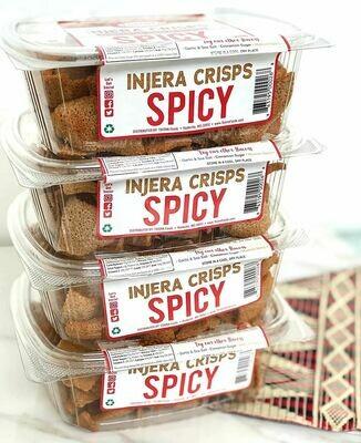 Injera Crisps (4 Packs)