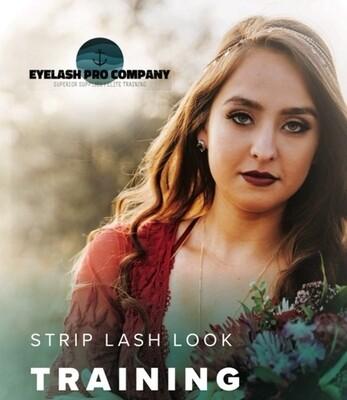 Strip Lash Effect Training - Lake Dallas - September 7, 2019