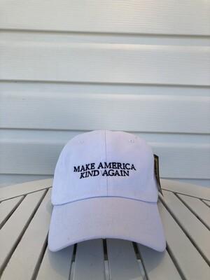 MAKA WHITE HAT