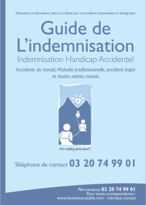 Guide de l'Indemnisation - version papier (100 exemplaires)