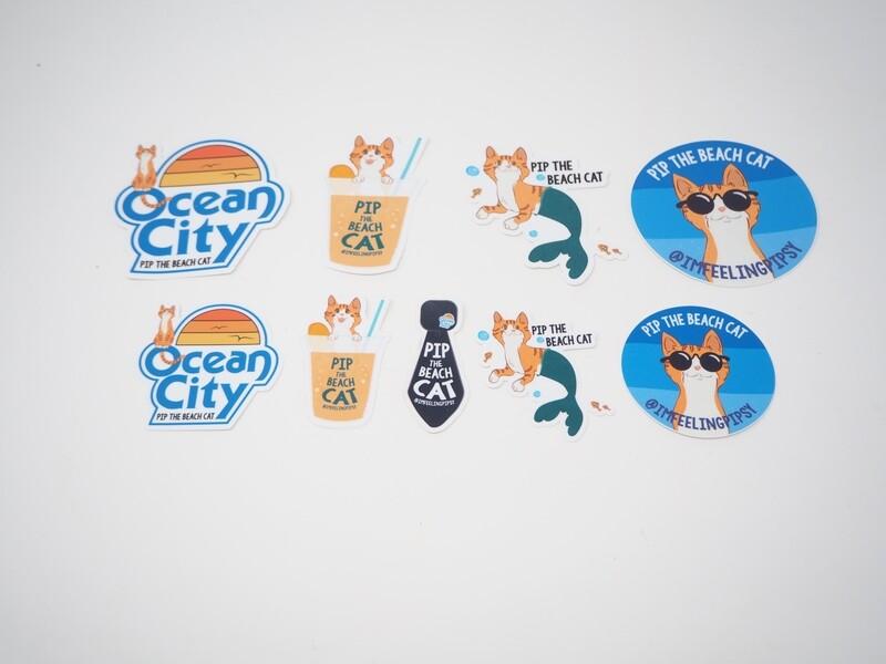 Ultimate Pip Sticker Pack