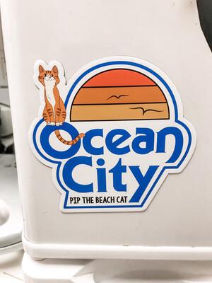 Magnet: Ocean City Pip