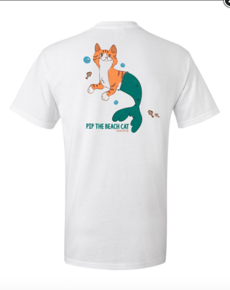 Pip the Purrrrrrmaid T-Shirt