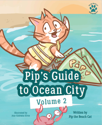 (Signed Copy) Pip's Guide to Ocean City Volume 2