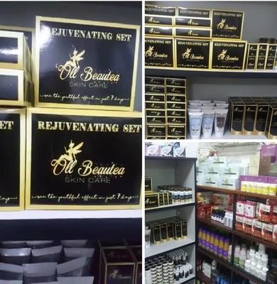 Beautea Skin Care Set