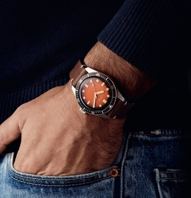 """Oris Divers Sixty-Five """"Honey"""" Special Edition"""